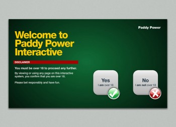 VBC Paddy Power Interactive Window